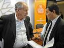 Ministro Ernesto Murro y Eduardo Pereyra