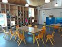 Instalaciones del jardín de infantes n.° 305, de Neptunia