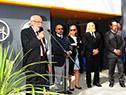 César Briozzo inaugura estand de UTE en la Expo Prado 2018