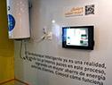 Estand de UTE en la Expo Prado 2018
