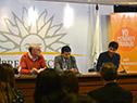 Fernando Rodríguez, Eduardo Pereyra y Federico Barreto