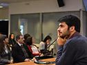Director del Instituto Nacional de la Juventud (INJU), Federico Barreto