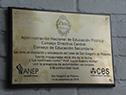 Inauguración de obras en liceo de San Gregorio de Polanco