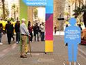 Movida ciudadana por el Día de Acceso a la Información Pública