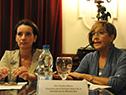 Directora de la División Salud de la Intendencia de Montevideo, Analice Beron