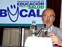 Decano de la Facultad de Odontología, Raúl Rivas