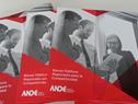 Folletería de Agencia Nacional de Desarrollo (ANDE)