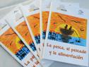 Conferencia sobre explicación de apoyo a iniciativas de cría de lenguado autóctono
