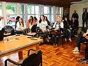 Ganadería premió a estudiantes del liceo n.º 63, de Montevideo, con un viaje para conocer campus interinstitucional del INIA en Treinta y Tres