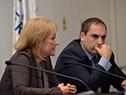 Carolina Cosse y Pablo Ferreri