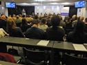 Prosecretario de Presidencia, Juan Andrés Roballo, y autoridades presentan la Semana de la Seguridad Vial