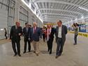 Ministros Carolina Cosse y Ernesto Murro participaron de inauguración de nueva planta industrial