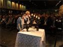 Acto del 80.º aniversario de la Noche de los Cristales Rotos