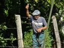 Electrificación rural llega al interior profundo, en este caso mejora calidad de vida a vecinos de Corral de Piedras en Salto
