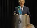 """El presidente Tabaré Vázquez recibe título """"honoris causa"""" de la Universidad de Deakin"""