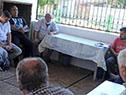 Murro y Rossi, reunidos con actores sociales de Artigas