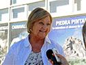 Ministra Liliam Kechichian dialoga con la Secretaría de Comunicación