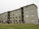 Nuevas 96 viviendas construídas por el MVOTMA en un barrio de Maldonado