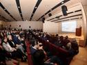 Banco de Desarrollo de América Latina - CAF inauguró su sede en Uruguay