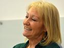 Ministra de Industria, Energía y Minería, Carolina Cosse