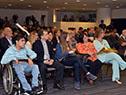 Ceremonia de entrega de premios a centros educativos que participaron del torneo Por la Convivencia y el Juego Limpio