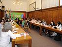 Primera reunión del Consejo Coordinador de Políticas para Combatir Sobrepeso y Obesidad
