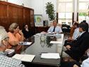 Quian encabeza reunión informativa y de coordinación con diversos actores involucrados en prevención de leishmaniasis