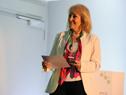 Ministra Carolina Cosse en entrega del Premio de Eficiencia Energética
