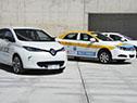 Presentación de autos eléctricos