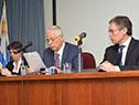 Ministro Jorge Basso informa de los nuevos medicamentos del FNR