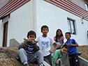 Plan Juntos en barrio Cuatro Horizontes