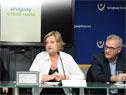 Ministra Liliam Kechichian encabezó presentación de programa Uruguay a Toda Costa