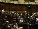 Ministros Ernesto Murro y Jorge Basso en la Cámara de Diputados