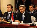 Presidente Mario Abdo Benitez