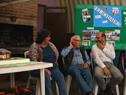 Acto de entrega de viviendas de Mevir en Tala, Canelones