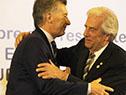 Mandatario argentino, Mauricio Macri, asumió presidencia temporal del Mercosur por los próximos seis meses