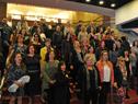 Acto de lanzamiento de celebración del 10.º aniversario del Auditorio Nacional del Sodre Adela Reta