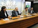 Autoridades presentan proyecto que permite agilizar trámites relacionados con su información territorial