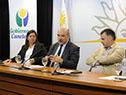 Director de Descentralización de la OPP, Pedro Apezteguía