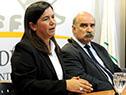 Directora de la Intendencia de Canelones, Natalia Brenner