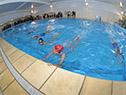 Inauguración de piscina climatizada de Dolores