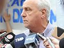 Ministro de Transporte y Obras Públicas, Víctor Rossi