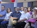 Autoridades de la educación en el lanzamiento del Programa Verano Educativo