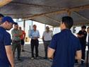Director del SINAE, Fernando Traversa reunido con representantes de organismos públicos y privados