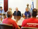 Convenio entre el Ministerio de Defensa y la Intendencia de Montevideo para custodiar las playas