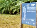 Nueva señalética en la Isla Gorriti