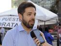 Secretario general de la Secretaría Nacional de Drogas, Diego Olivera