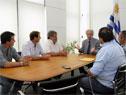 Presidente Tabaré Vázquez con productores rurales autoconvocados