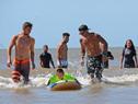 Festival de Surfing Inclusivo de Montevideo