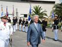 Ceremonia de relevo del comandante en jefe de la Armada